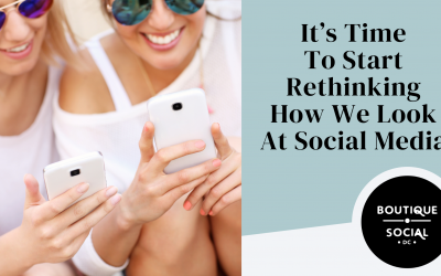 It's Time to Start Rethinking How We Look at Social Media