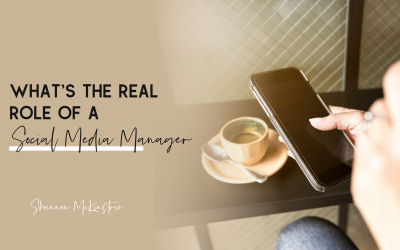 What's the *REAL* Role of a Social Media Manager?